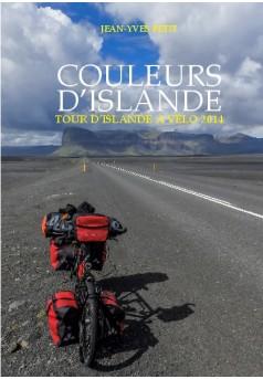 COULEURS D'ISLANDE - Couverture de livre auto édité