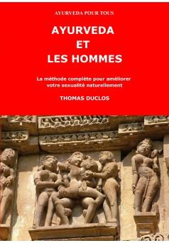 AYURVEDA ET LES HOMMES  - Couverture Ebook auto édité