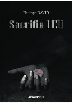 Sacrifie LEU - Couverture de livre auto édité