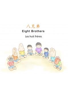 Les huit frères - The Eight Brother - Couverture Ebook auto édité