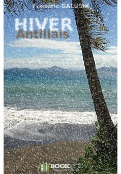 Hiver antillais - Couverture Ebook auto édité