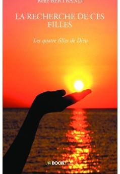 LA RECHERCHE DE CES FILLES - Couverture de livre auto édité