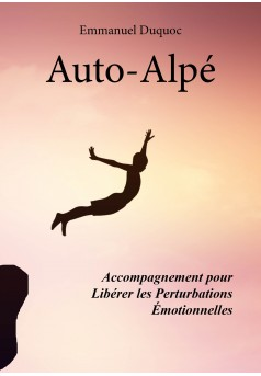 Auto-Alpé - Couverture Ebook auto édité