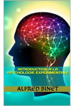 introduction a la psychologie expérimentale  - Couverture Ebook auto édité