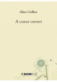 A cœur ouvert - Couverture de livre auto édité