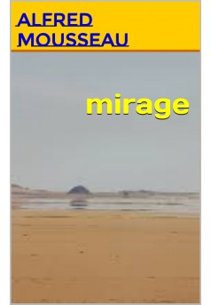 mirage - Couverture Ebook auto édité