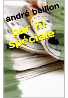 par fil spéciale - Couverture Ebook auto édité