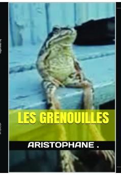 les grenouilles  - Couverture de livre auto édité