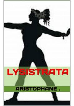 lysistrata - Couverture Ebook auto édité