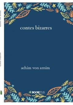 contes bizarres - Couverture de livre auto édité