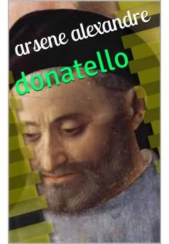 donatello - Couverture Ebook auto édité