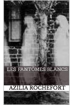 les fantomes blancs - Couverture Ebook auto édité