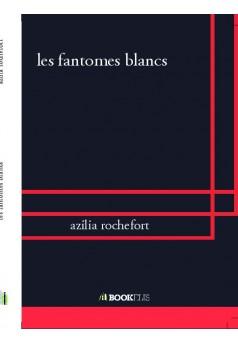 les fantomes blancs - Couverture de livre auto édité