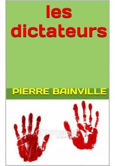 les dictateurs - Couverture Ebook auto édité