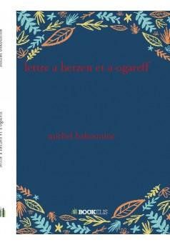 lettre a herzen et a ogareff - Couverture de livre auto édité