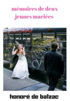 mémoires de deux jeunes mariées  - Couverture Ebook auto édité