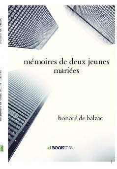 mémoires de deux jeunes mariées  - Couverture de livre auto édité