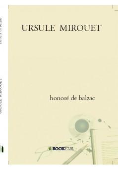 URSULE  MIROUET - Couverture de livre auto édité