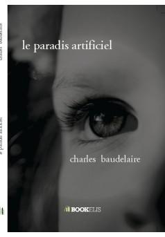 le paradis artificiel - Couverture de livre auto édité
