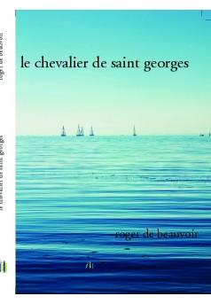 le chevalier de saint georges - Couverture de livre auto édité