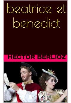 beatrice et benedict  - Couverture Ebook auto édité