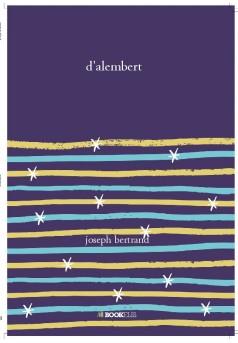 d'alembert - Couverture de livre auto édité