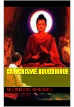 cathechisme boudhique - Couverture Ebook auto édité