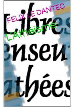 l atheisme - Couverture Ebook auto édité