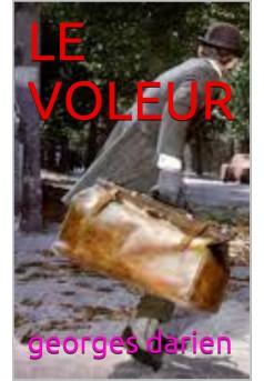 LE VOLEUR - Couverture Ebook auto édité