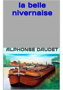 LA BELLE NIVERNAISE - Couverture Ebook auto édité