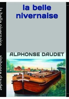 LA BELLE NIVERNAISE - Couverture de livre auto édité