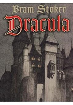DRACULA  - Couverture Ebook auto édité