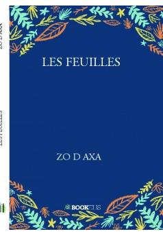 LES FEUILLES  - Couverture de livre auto édité