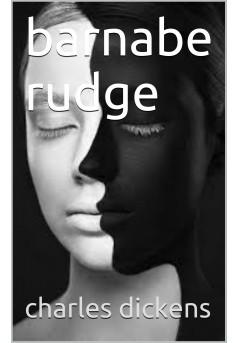 BARNABE  RUDGE - Couverture Ebook auto édité