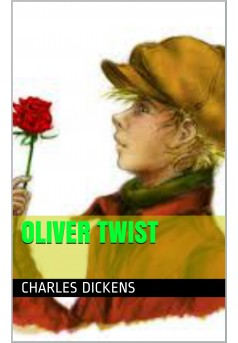 oliver  twist - Couverture Ebook auto édité