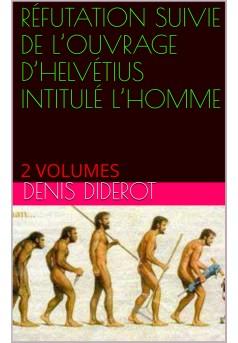 réfutation   d'hevetius - Couverture Ebook auto édité
