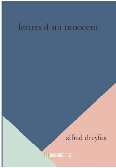 lettres d un innocent - Couverture de livre auto édité
