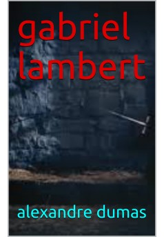gabriel lambert - Couverture Ebook auto édité