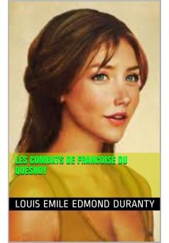 les combats de francoise  du quesnoy  - Couverture Ebook auto édité
