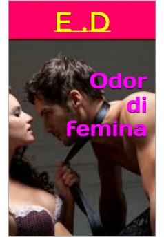 odor di femina - Couverture Ebook auto édité