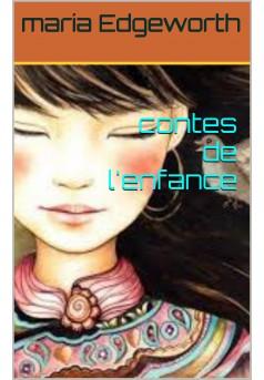 contes de l enfance - Couverture Ebook auto édité