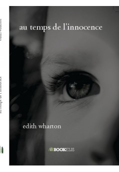 au temps de l'innocence - Couverture de livre auto édité