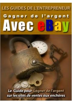 Gagner de l'argent sur eBay - Couverture Ebook auto édité