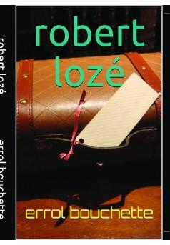 robert  lozé - Couverture de livre auto édité