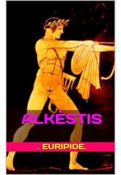 alkestis - Couverture Ebook auto édité