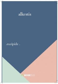 alkestis - Couverture de livre auto édité
