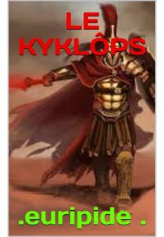 le kyklops - Couverture Ebook auto édité