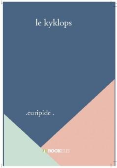 le kyklops - Couverture de livre auto édité