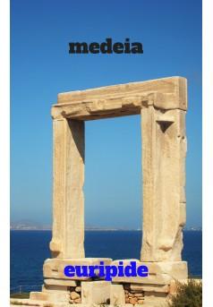 médéia - Couverture Ebook auto édité