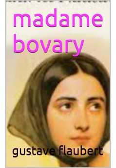 madame  bovary - Couverture Ebook auto édité